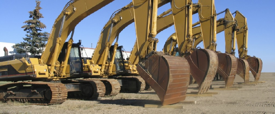 Construction Equipment slide